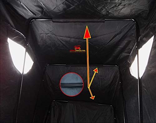 StormProtector® Fahrradzelt / Motorradgarage - 4