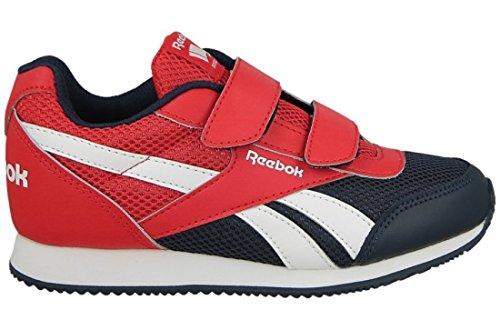 Reebok Bd4004, Sneakers trail-running mixte enfant Bleu