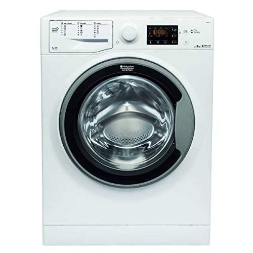 Hotpoint lavadora carga frontal rsg925jseu