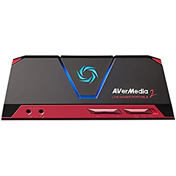 AVerMedia GC510 Live Gamer Portable 2 (LGP 2) - Technologie de réduction de latence, Enregistrez sans pc, directement sur la carte SD