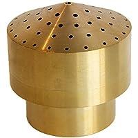 NAVA nuovo 1,27 cm di alta qualità in ottone Fireworks fontana ugello Spray Head spruzzatrici stagnoo
