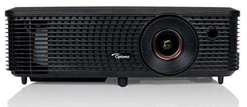 Optoma W330 - Proyector Compacto, Color Negro