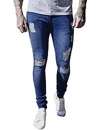 5f790eb047 Amazon.es  Pantalones Skinny Hombre  Zapatos y complementos