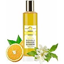 Aceite de Masaje Flor de Naranjo Neroli 100% Natural - Relajación y Después del baño