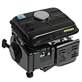 SLB Works 220V 650W Inverter Generator Multifunction Portable Gas Generator Emergency Sur