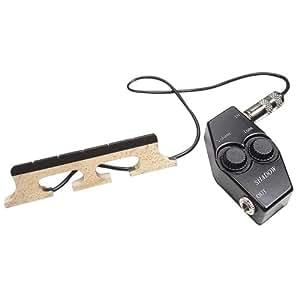 SHADOW SH 930 G Banjo 6 cordes Micro chevalet avec son unité de commande! *Livraison gratuite au Royaume-Uni et en Allemagne! *