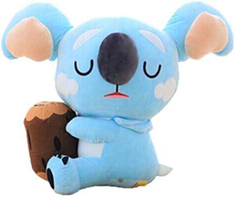 Naughty baby Koala Koala Peluche Poupée Poupée Poupée Poupée Poupée Grand Koala Bleu | Emballage Solide