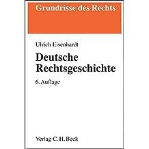 Deutsche Rechtsgeschichte