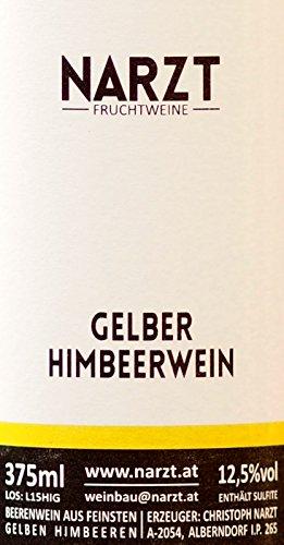 Gelber-Himbeerwein