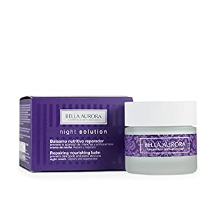 Bella Aurora Night Solution Bálsamo Nutritivo Y Reparador Anti-Arrugas – 50 ml.