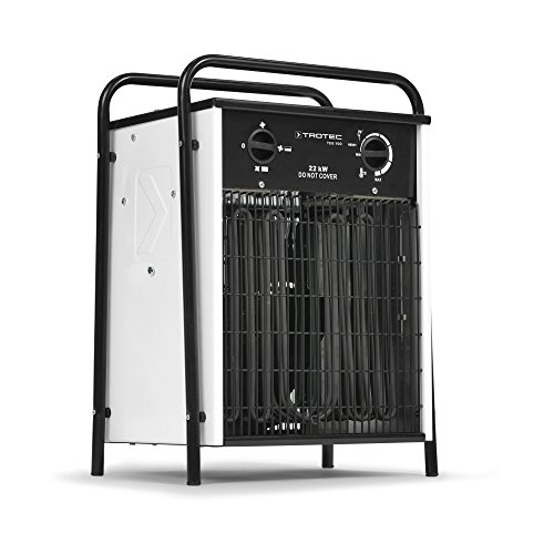 TROTEC TDS 100 Electric Heater, 22 kW