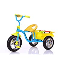 Little Bambino Childrens Tricycle for Summer 2018 - BW7188 (Blue)