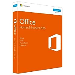 Microsoft Office Home & Student 2016 | Pc | Box