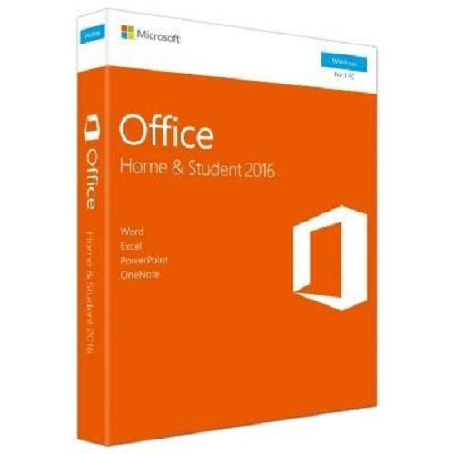Microsoft Office Home and Student 2016 | PC | Box - Pc-software