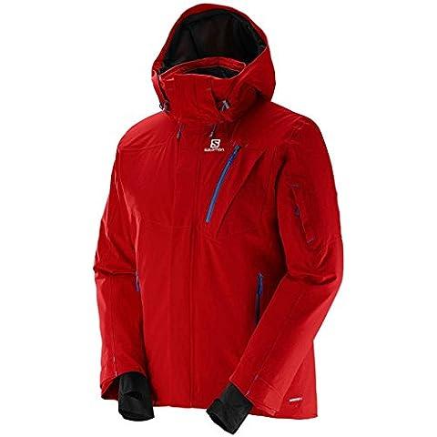 Los hombres chaqueta de snowboard Salomon Iceglory Jacket