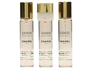 Chanel Coco Mademoiselle EDT Giftset, 60 ml: Amazon.co.uk ...