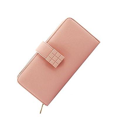 ZLR Mme portefeuille Porte-monnaie à la longue et moyenne longueur à la mode