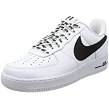 air force 1 donna nere e bianche