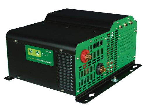 Nature Power 38330 Pure Sine Wave Inverter mit 150-amp Ladegerät, - Portable-rv-generator