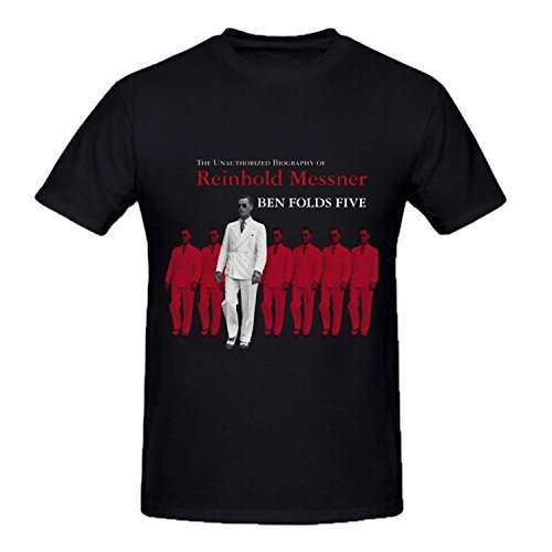 Candice Odelia Ben Folds Five The Unauthorized Biography Mens T Shirts Design Crew Neck XXXX-L