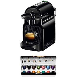 Delonghi 203549 Inissia Cafetière à Capsules Nespresso Noir