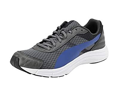 PUMA Men's Supernova IDP Dark Shadow Black-Surf The Web Running Shoes-6 UK/India (39 EU) (4060979815537)