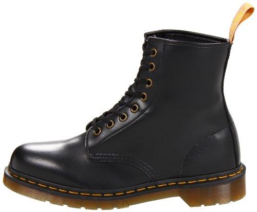 Dr. Martens 1460 Vegan BLACK, Unisex-Erwachsene Combat Boots, Schwarz (Black), 39 EU (6 Erwachsene UK) - 5