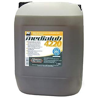Medialub 4220 Harvester Öl 20 Liter für Harvesteraggregate, Forst Vollernter