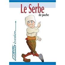 Le Serbe de Poche ; Guide de conversation