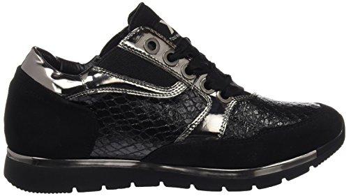 Xti 047259, Baskets Femme Noir (Black)