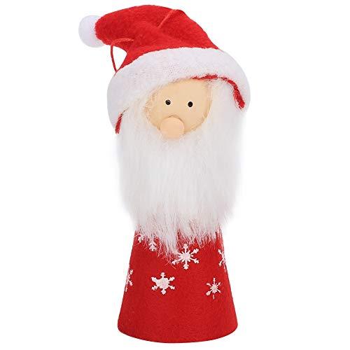 Cafopgrill Weihnachtsbaum Anhänger Dekoration, schöne Home Party Frohe Weihnachten Ornament Ferienhaus Dekoration Set Party Ornament Home - Ferienhaus Kostüm