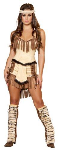 Damen Sexy Cherokee indischen (Kostüme Indische Sexy)