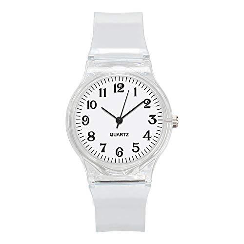 Rawdah Relojes Mujer Relojes De Mujer Elegantes Relojes Mujer Acero Reloj De Cuarzo Mujeres De Gama Alta De Vidrio Azul Vida Impermeable Distinguidos Relojes Unisex