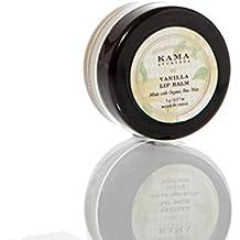 Kama Ayurveda Vanilla Lip Balm, 5g