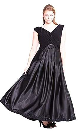 Abendkleid Elegant für Festliche Anlässe Lang Luxus ...