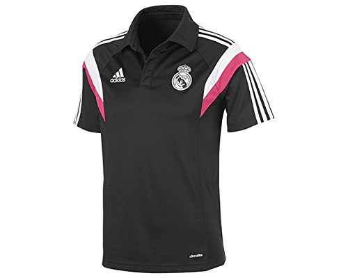 Polo Real Madrid -Negro- 2014-15