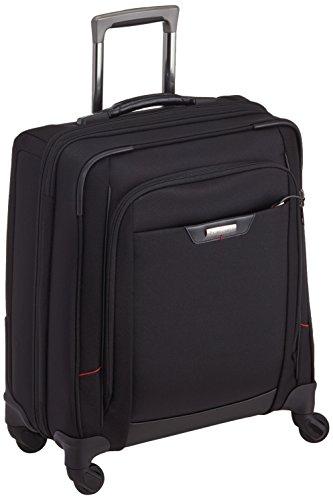 Samsonite Pro-Dlx 4 Spinner 56/20 Erweiterbar Koffer, 56cm, 46 L, Schwarz