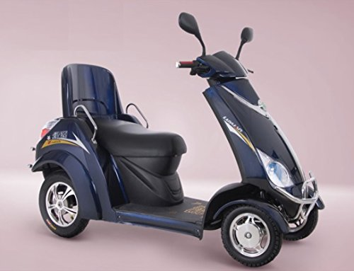 500W ElektroScooter Senioren ElektroMobil Mobility Vehicle Boco bis 20km/h