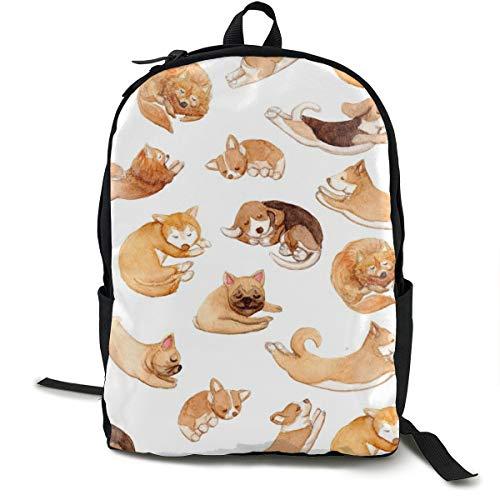 lt Premium Travel Backpack, Water-Resistant College School Bookbag, Sport Daypack, Outdoor Rucksack, Laptop Bag for Men&Women ()