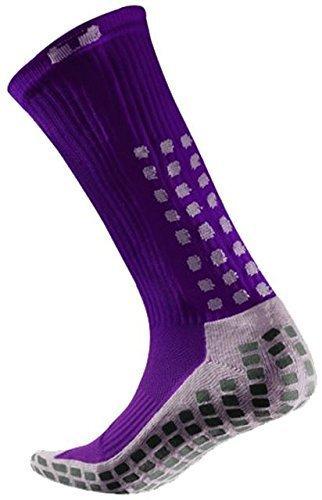 TruSox Mittler-Kalb-Socken-CUSHION Größe S lila
