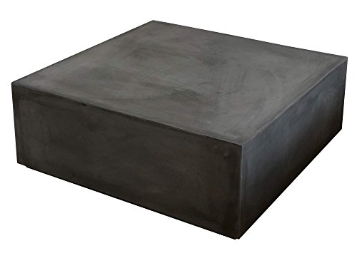 Matodi Beton Regalw/ürfel betongrau 30x30x30 cm