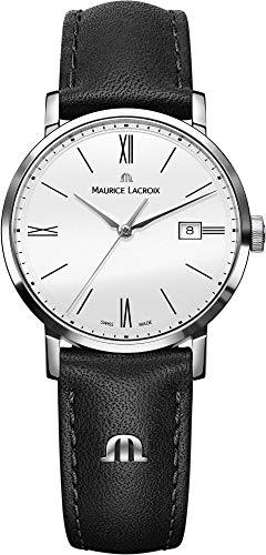 Maurice Lacroix Eliros EL1084-SS001-111-1 Orologio da polso donna piatto & leggero