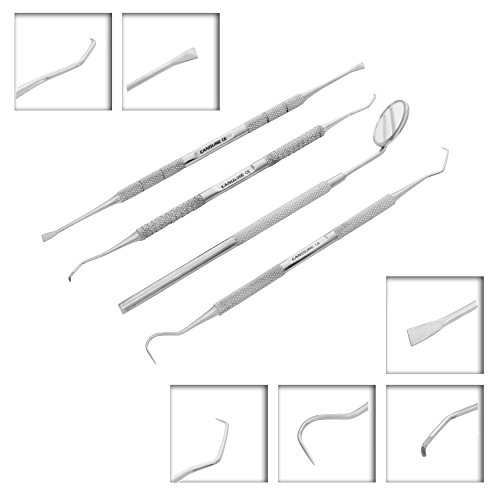 Blanchiment des dents miroir dentaire sonde curette for Miroir dentaire