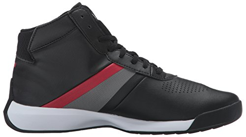Puma Podio Mid SF Synthétique Baskets Puma Black-Puma Black