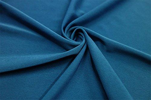 JOTHIN 2017 Automne et l'hiver Nouveau Taille Grands Robe V-Cou Irrégulier Manche Longue Couleur Unie Slim Robe Mis Sur Une Grande Longue Section Robe Bleu