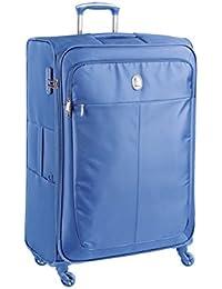 DELSEY Trolley Grande 4 Ruedas 78Cm Caleo Soft azul