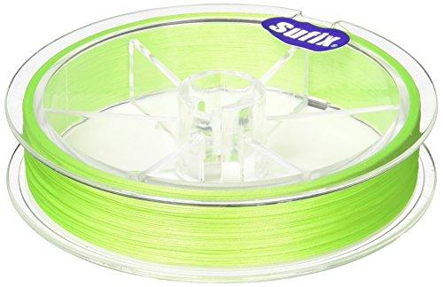 Sufix 832 Advanced Superline Braid, 150 m, Neon Lime, 30 lb
