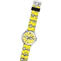 Kids Minions Analogue Wristwatch