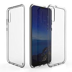 """Huawei P20 Hülle, Kingshark Ultradünn Tpu Schutzhülle Flexibel Silikon Case Cover Handyhülle Slimcase Rückschale Für Huawei P20 2018 (4,5"""") - Transparent"""