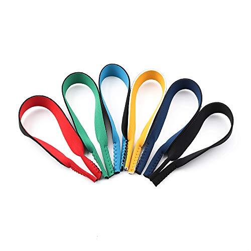 Surplex Paquete 6 Gafas neopreno cordón elástico